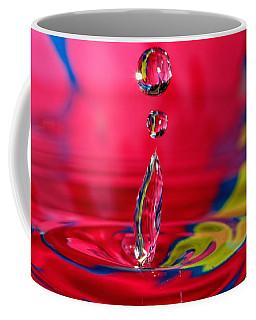 Colorful Water Drop Coffee Mug