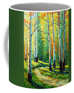 Colors Of The Season Coffee Mug
