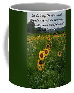 2 Corinthians Coffee Mug