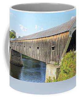 Cornish-windsor Covered Bridge IIi Coffee Mug