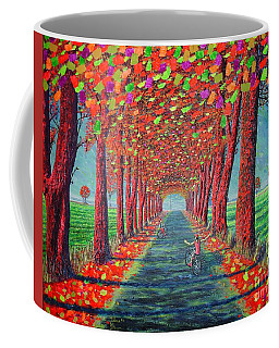Country.fall Coffee Mug