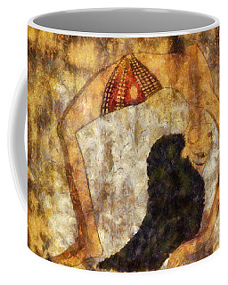 dancer of ancient Egypt Coffee Mug