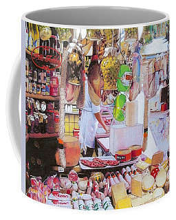 Deli On The Via Condotti Coffee Mug