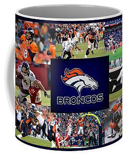Denver Broncos Coffee Mug