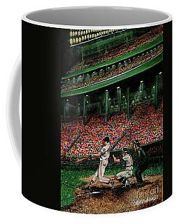 Derrek's Homerun Coffee Mug