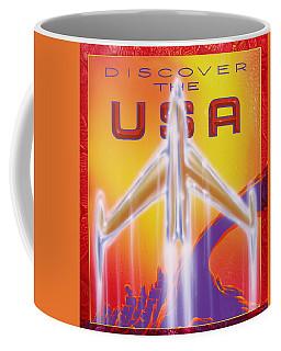Discover The Usa Coffee Mug