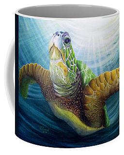 Diving The Depths Coffee Mug