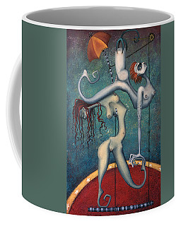Doctor Vultura's Proportional Sky-fish Daughters  Coffee Mug