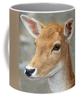 Doe Eyes Coffee Mug