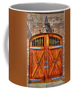 Doors Of Charleston Coffee Mug