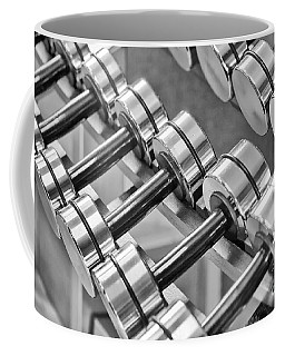Dumbbells Coffee Mug