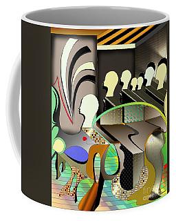 Early Bird Coffee Mug by Jason Secor