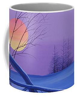 Silent Snow Coffee Mug