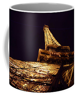Eiffel Tower Paris France Coffee Mug