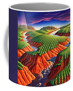 Erosion Coffee Mug