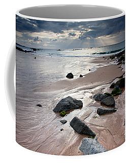 Evening At The Sea Coffee Mug
