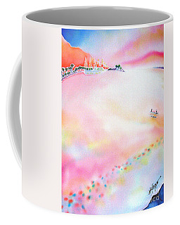 Evening Cruise Coffee Mug