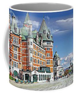 Fairmont Le Chateau Frontenac Series 01 Coffee Mug