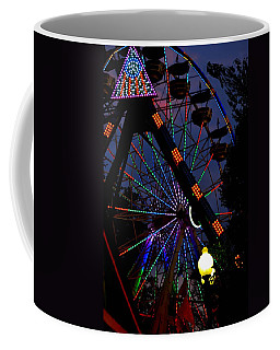 Fall Festival Ferris Wheel Coffee Mug