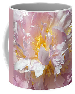 Coffee Mug featuring the photograph Flirtatious Pink by Lilliana Mendez