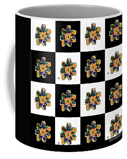 Flower Dance 2 Coffee Mug