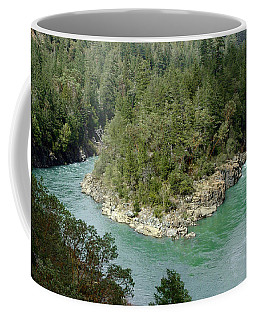 Forks Of The Smith River Coffee Mug