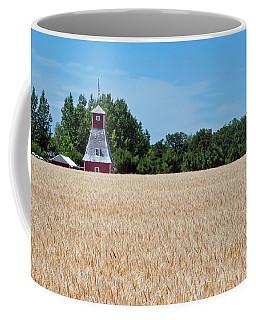 Fox Tower Coffee Mug by Keith Armstrong