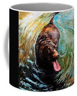 Fudge Ripple Coffee Mug