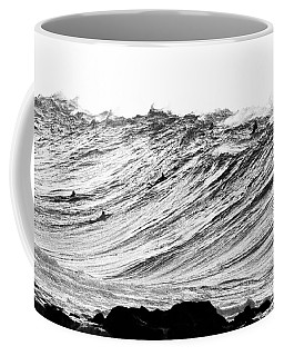 Gold Nugget Bw Coffee Mug