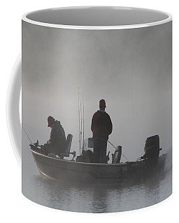 Coffee Mug featuring the photograph Gone Fishing by Bruce Bley