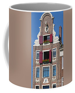 Good Morning Coffee Mug by Suzanne Oesterling