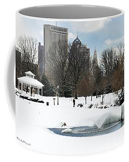 D48l3 Goodale Park Photo Coffee Mug