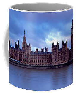 Government Building At The Waterfront Coffee Mug