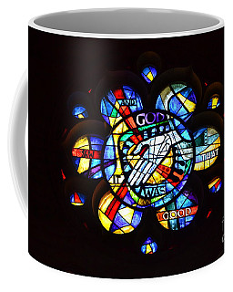 Grace Cathedral Coffee Mug by Dean Ferreira