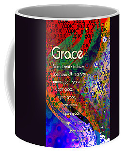 Grace Coffee Mug by Chuck Mountain