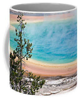 Grand Prismatic Spring Yellowstone Coffee Mug