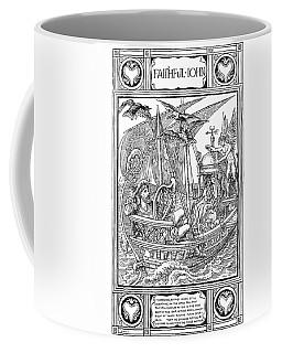 Grimm Faithful John Coffee Mug