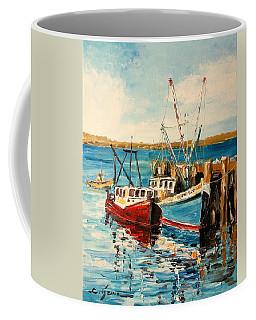Harbour Impression Coffee Mug