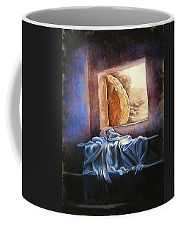 He Is Risen Coffee Mug