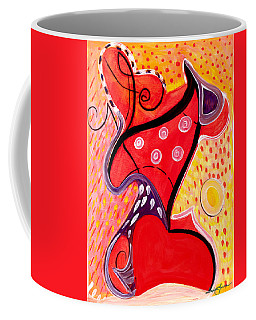 Heart And Soul Coffee Mug