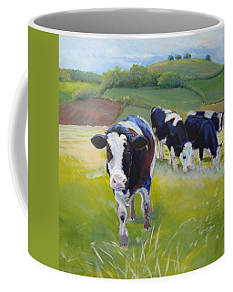 Holstein Friesian Cows Coffee Mug