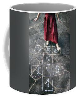 Hopscotch Coffee Mug