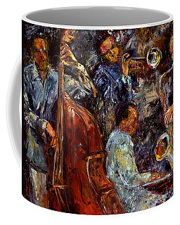 Hot Jazz 3 Coffee Mug