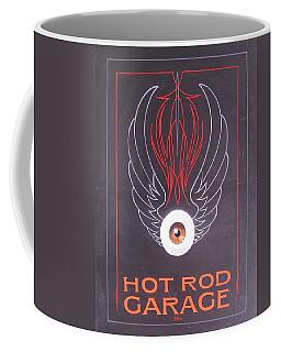 Hot Rod Garage Coffee Mug