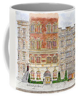 Hotel Washington Square Coffee Mug
