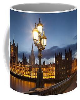 House Of Parliament Coffee Mug