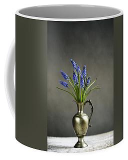 Hyacinth Still Life Coffee Mug
