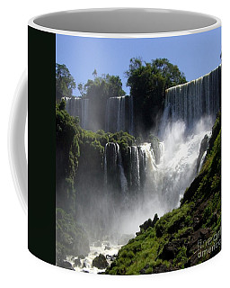 Iguassu Falls Coffee Mug