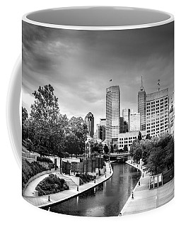 Indianapolis Coffee Mug by Alexey Stiop