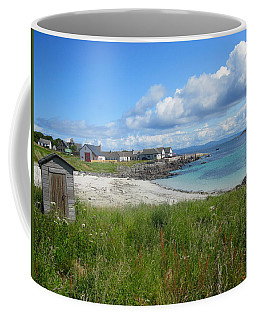 Iona Beach Coffee Mug